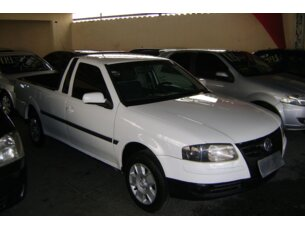 Super Oferta: Volkswagen Saveiro City 1.6 G4 (Flex) 2006/2006 2P Branco Flex