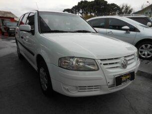 Super Oferta: Volkswagen Parati Plus 1.8 G4 (Flex) 2006/2007 4P Branco Flex
