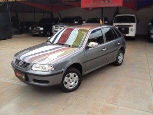Super Oferta: Volkswagen Gol City 1.0 MI (Flex) 2004/2005 4P Cinza Gasolina