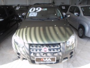 Super Oferta: Fiat Palio Weekend Adventure 1.8 8V (Flex) 2009/2009 5P Verde Flex