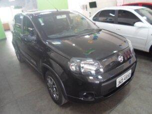 Super Oferta: Fiat Uno Sporting 1.4 8V (Flex) 4p 2012/2012 4P Preto Flex