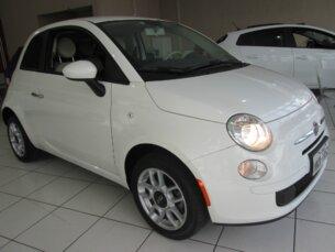 Super Oferta: Fiat 500 Cult 1.4 8V 2012/2012 2P Branco Flex