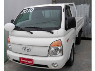 Super Oferta: Hyundai HR HD Longo com Caçamba TURBO 2009/2010 2P Branco Flex