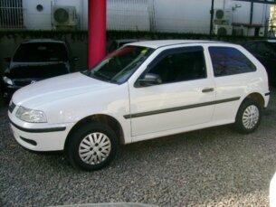 Super Oferta: Volkswagen Gol City 1.0 MI 2004/2004 2P Branco Gasolina
