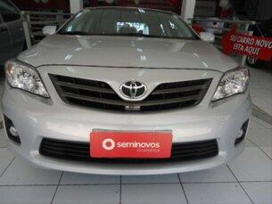 Super Oferta: Toyota Corolla Sedan 2.0 Dual VVT-i XEI (aut)(flex) 2013/2014 4P Prata Flex