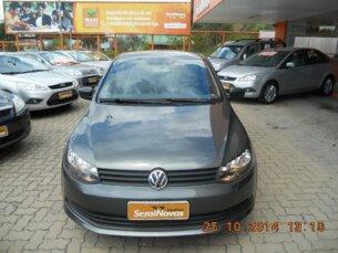 Super Oferta: Volkswagen Gol 1.0 TEC (Flex) 4p 2013/2014 4P Cinza Flex