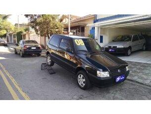 Super Oferta: Fiat Uno Mille Fire 1.0 (Flex) 2007/2008 2P Preto Flex