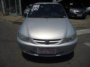 Super Oferta: Chevrolet Celta Spirit 1.0 VHC 2005/2005 P Prata Gasolina