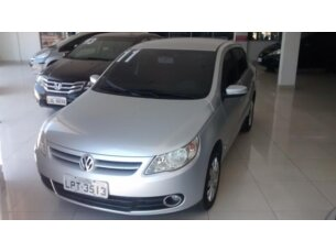 Super Oferta: Volkswagen Voyage Comfortline 1.6 (Flex) 2010/2011 4P Prata Flex