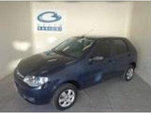 Super Oferta: Fiat Palio Fire Economy 1.0 (Flex) 4p 2011/2012 4P Azul Flex