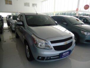 Super Oferta: Chevrolet Agile LTZ 1.4 8V (Flex) 2010/2011 4P Prata Flex