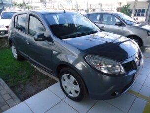 Super Oferta: Renault Sandero Expression 1.6 8V (flex) 2010/2011 4P Cinza Flex