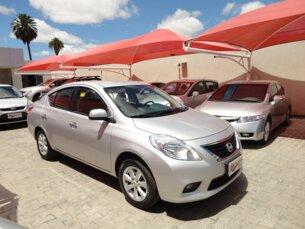 Super Oferta: Nissan Versa 1.6 16V SL 2012/2013 4P Prata Flex