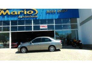 Super Oferta: Honda Civic Sedan LX 1.7 16V 2004/2005 4P Cinza Gasolina
