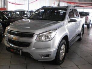 Super Oferta: Chevrolet S10 LTZ 2.8 diesel (Cab Dupla) 4x4 2012/2013 4P Prata Diesel