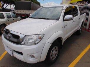 Super Oferta: Toyota Hilux STD 4x4 2.5 (cab. dupla) 2011/2011 4P Branco Diesel