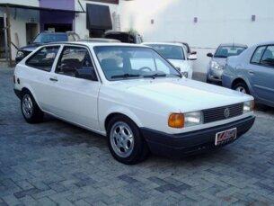Super Oferta: Volkswagen Gol 1000 1995/1996 2P Branco Gasolina