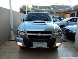 Super Oferta: Chevrolet S10 Executive 4x4 2.8 Turbo Electronic (Cab Dupla) 2009/2010 4P Prata Diesel