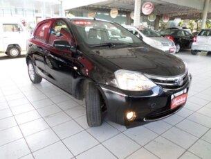 Super Oferta: Toyota Etios XLS 1.5 (Flex) 2013/2013 4P Preto Flex
