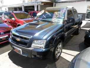 Super Oferta: Chevrolet S10 Executive 4x2 2.4 (Flex) (Cab Dupla) 2009/2009 4P Azul Flex
