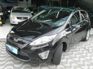Super Oferta: Ford New Fiesta Hatch SE 1.6 16V (Flex) 2012/2012 4P Preto Flex