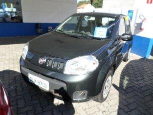 Super Oferta: Fiat Uno Vivace 1.0 8V (Flex) 4p 2012/2013 4P Cinza Flex