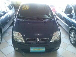 Super Oferta: Renault Scénic Expression 1.6 16V (aut) 2007/2008 4P Azul Flex