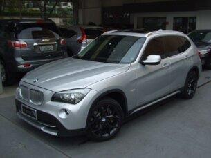 Super Oferta: BMW X1 xDrive28i 3.0 24V 2011/2011 4P Prata Gasolina