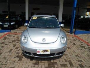 Super Oferta: Volkswagen New Beetle 2.0 (Aut) 2010/2010 2P Prata Gasolina