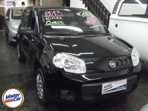 Super Oferta: Fiat Uno Vivace 1.0 8V (Flex) 4p 2012/2013 4P Preto Flex