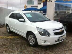 Super Oferta: Chevrolet Cobalt LTZ 1.8 8V (Flex) 2013/2014 4P Branco Flex
