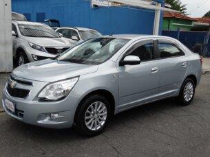Super Oferta: Chevrolet Cobalt LTZ 1.4 8V (Flex) 2012/2012 4P Prata Flex