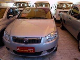 Super Oferta: Fiat Siena EL 1.4 8V (Flex) 2013/2014 4P Prata Flex