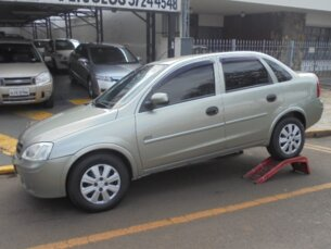 Super Oferta: Chevrolet Corsa Sedan Joy 1.0 (Flex) 2005/2006 4P Cinza Flex