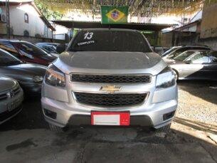 Super Oferta: Chevrolet S10 LS 2.8 diesel (Cab Dupla) 4x2 2013/2013 4P Prata Diesel