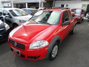 Super Oferta: Fiat Strada Working 1.4 (Flex) (Cab Estendida) 2011/2011 2P Vermelho Flex