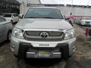 Super Oferta: Toyota Hilux SR 4X2 2.7 16V (cab. dupla) 2009/2009 4P Prata Gasolina