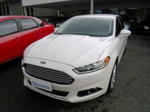 Super Oferta: Ford Fusion 2.0 16V GTDi Titanium (Aut) 2013/2014 4P Branco Gasolina