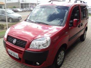 Super Oferta: Fiat Doblò 1.4 8v (Flex) 2011/2012 4P Vermelho Flex