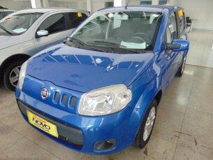 Super Oferta: Fiat Uno Attractive 1.4 8V (Flex) 4p 2010/2011 4P Azul Flex