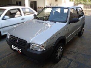 Super Oferta: Fiat Uno Mille Fire Economy 1.0 (Flex) 2p 2011/2011 2P Prata Flex