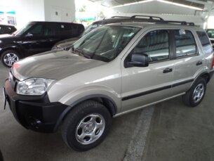 Super Oferta: Ford Ecosport XLS 1.6 (Flex) 2007/2008 4P Prata Flex