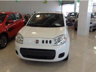 Super Oferta: Fiat Uno Vivace 1.0 8V (Flex) 2p 2014/2014 2P Prata Flex