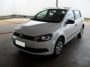 Super Oferta: Volkswagen Novo Gol 1.6 (Flex) 2012/2013 4P Branco Flex