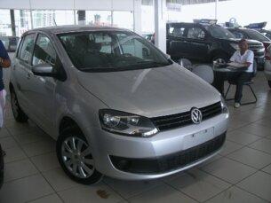 Super Oferta: Volkswagen Fox 1.0 8V (Flex) 4p 2010/2011 4P Prata Flex