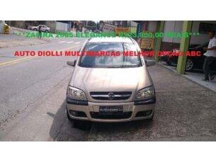 Super Oferta: Chevrolet Zafira Elegance 2.0 (Flex) (Aut) 2005/2005 4P Dourado Flex