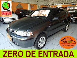 Super Oferta: Fiat Palio Weekend ELX 1.0 16V Fire 2000/2001 4P Cinza Gasolina