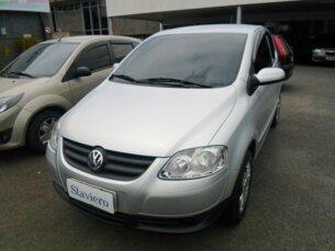 Super Oferta: Volkswagen Fox 1.6 8V (Flex) 2009/2010 2P Prata Flex