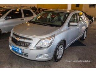 Super Oferta: Chevrolet Cobalt LT 1.4 8V (Flex) 2013/2014 4P Prata Flex