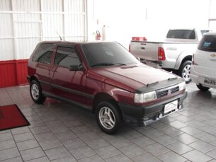 Super Oferta: Fiat Uno Mille 1.0 IE 1995/1995 2P Vinho Gasolina